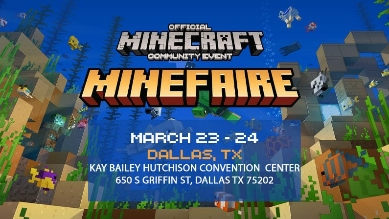 Score Big Discounts on Tickets to Minefaire: The Ultimate Minecraft Fan Experience