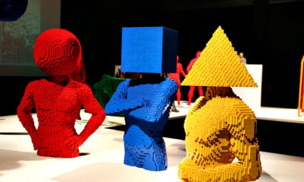 Explore the Wide World of LEGO with The Art of the Brick at the Perot Museum
