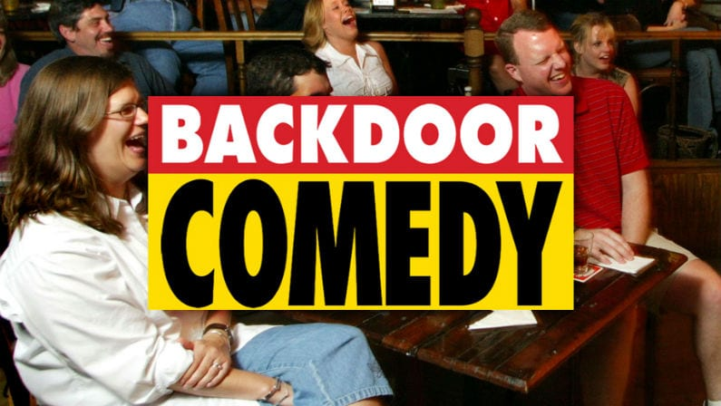 Get Half-Off Tickets to the Legendary Backdoor Comedy Club