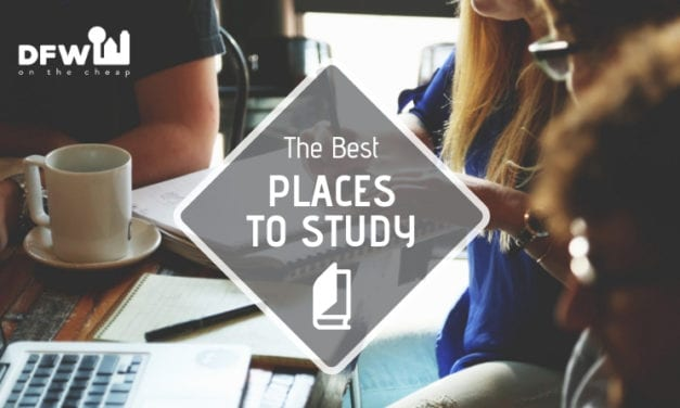 The Best Places to Study in Dallas-Fort Worth