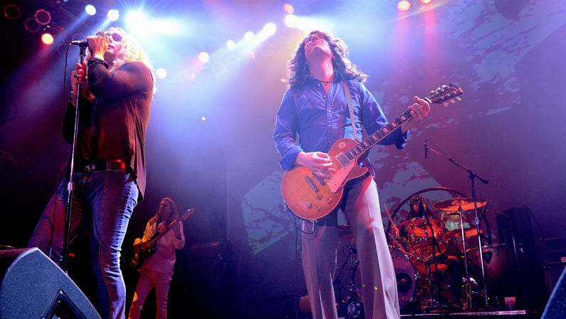 See Led Zeppelin 2 Live at The House of Blues for 50% Off