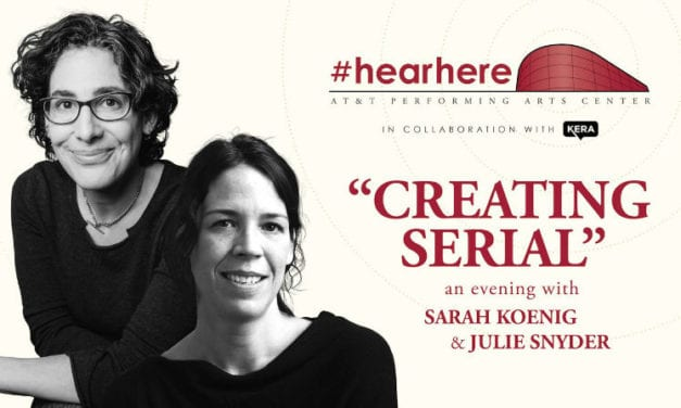 Hear the Story of 'Creating Serial': An Evening with Sara Koenig & Julie Snyder