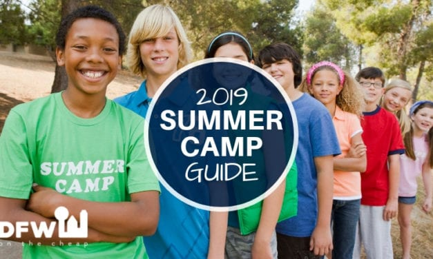 2019 Dallas-Fort Worth Summer Camp Guide: The Best Free & Cheap Camps