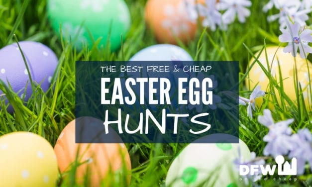 The Best Free and Cheap Easter Egg Hunts in Dallas-Fort Worth