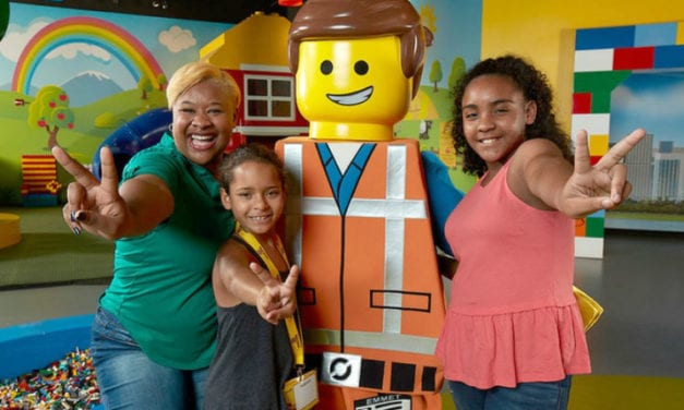 Don't Miss These Coupons to LEGOLAND Discovery Center