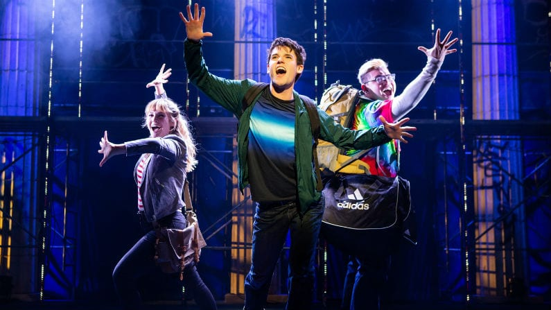 Get Electrified at The Lightning Thief: The Percy Jackson Musical