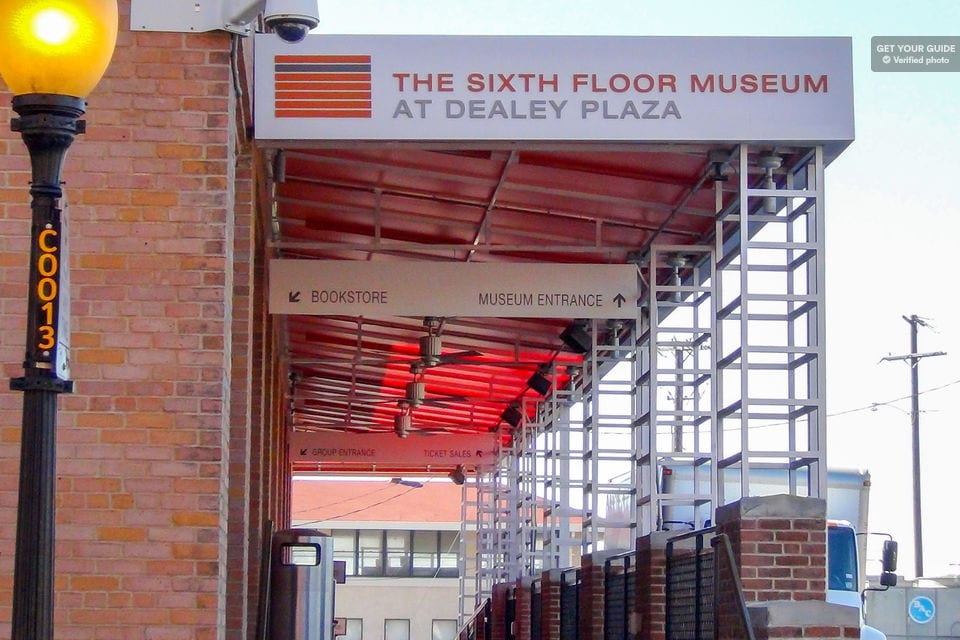 Visit Jfk Assassination Point And Sixth Floor Museum Tour In Dallas