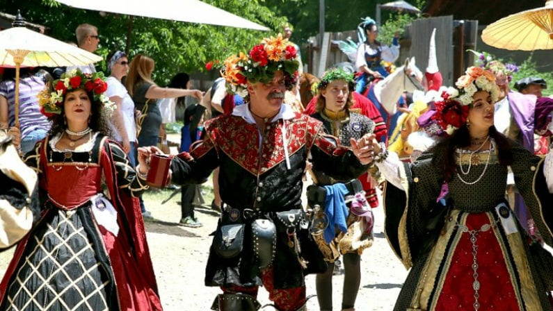 Scarborough Renaissance Festival Guide: Coupons, Cost, Schedule, and More