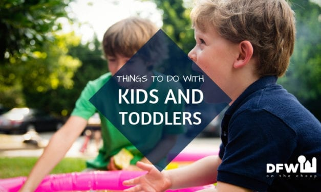 Things to Do in Dallas-Fort Worth with Kids and Toddlers