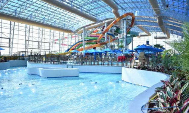 Epic Waters Grand Prairie Unveils Epic New Wave Pool