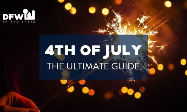 The Best 4th of July Fireworks, Parades, & Events in DFW