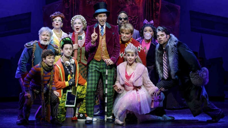 charlie and the chocolate factory dallas