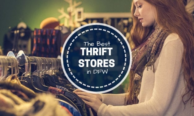 The Best Thrift Stores in Dallas-Fort Worth