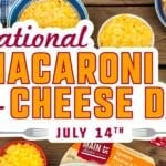 Don't Miss National Mac N' Cheese Day at Traders Village This Sunday
