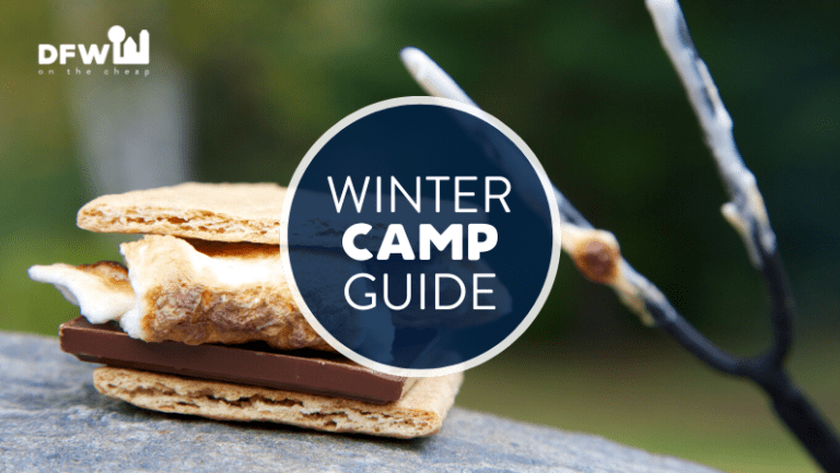 winter camp guide dallas fort worth