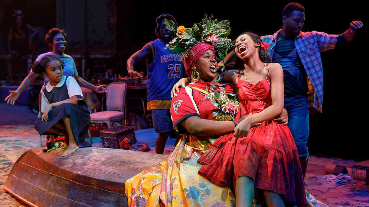 Once on This Island Musical