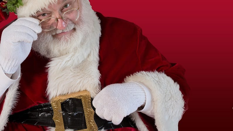 Get Santa Photos for Only $5 at Traders Village