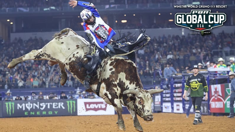 PBR Global Cup Stampedes into DFW This Month