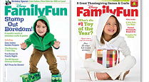 Family Fun Subscription Less Than $3