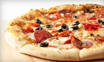 Half Off Pizza + More Delicious Deals