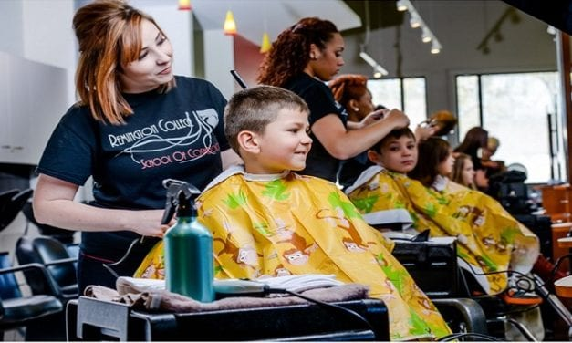 Free Back-to-School Haircuts for Kids at Remington College