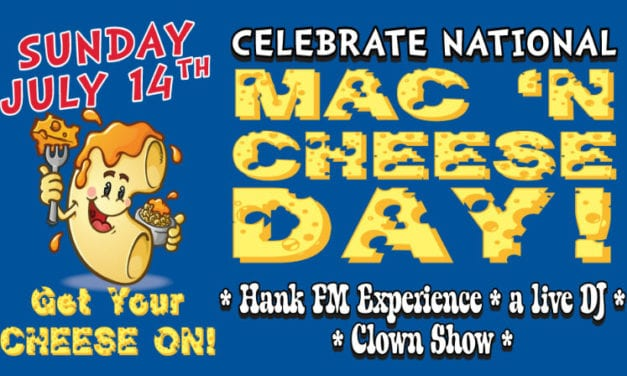 Celebrate National Mac n' Cheese Day at Traders Village