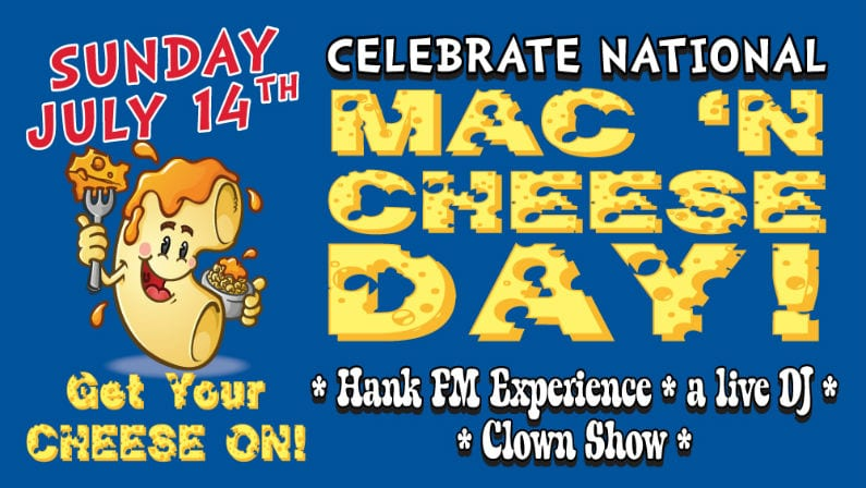 National Mac 'n Cheese Day Traders Village