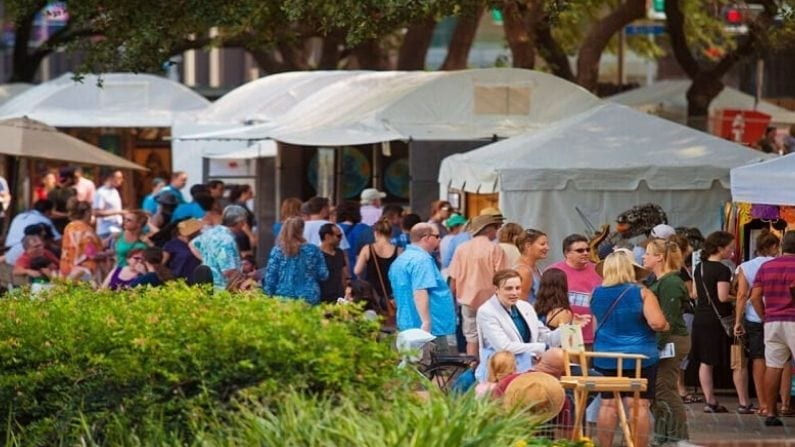 The Best Fall Festivals in Dallas-Fort Worth