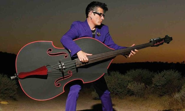 Get Discount Tickets To See Lee Rocker Of The Stray Cats Live