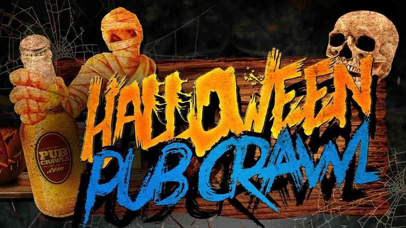 Get Complimentary Tickets To HalloWeekend Bar Crawls in Dallas and Fort Worth
