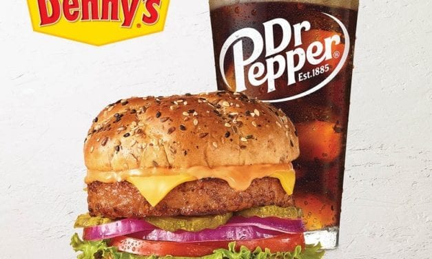 Denny's Is Giving Away Free Beyond Meat Burgers This Thursday
