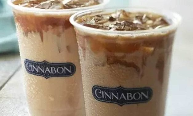Cinnabon is Giving Away FREE Cold Brew Coffee Today
