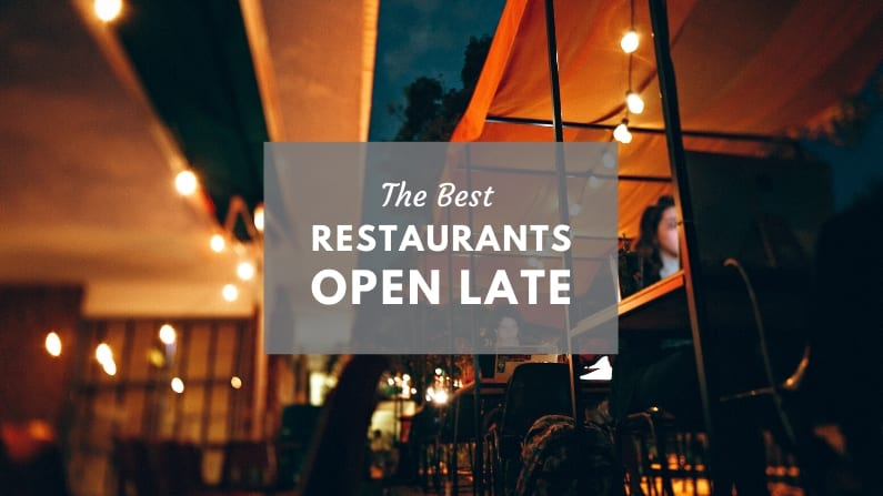 The Best Restaurants Open Late in Dallas-Fort Worth