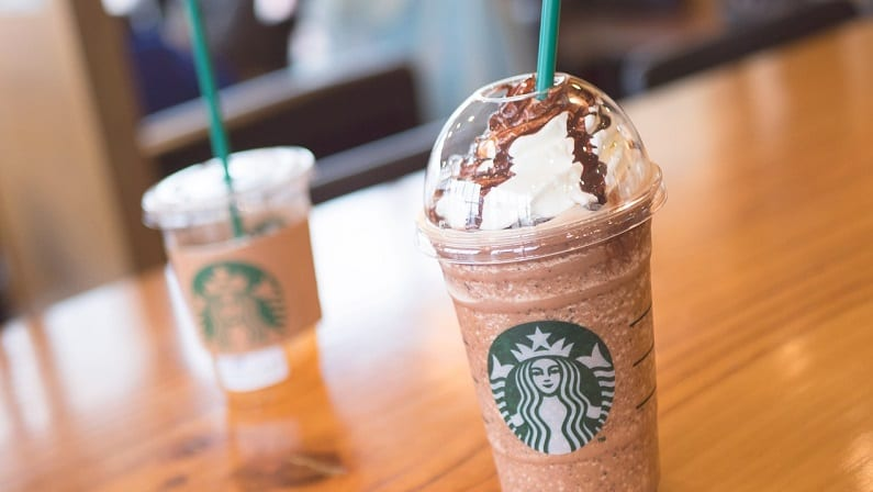 starbucks happy hour drinks