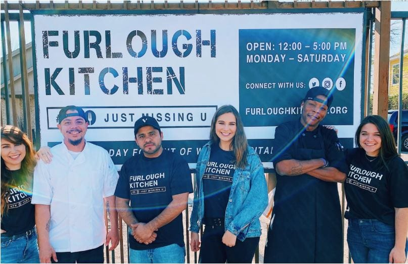 New Non-Profit Furlough Kitchen is Working to Feed Unemployed Hospitality Workers