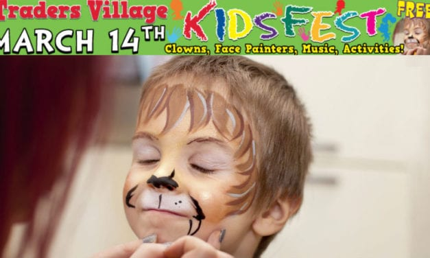 Don't Miss Fun for the Whole Family at the Annual Traders Village Kids Fest