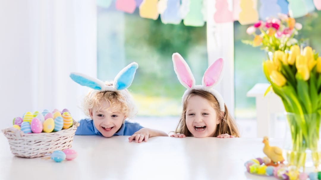 Easter Activities at Home on a Budget