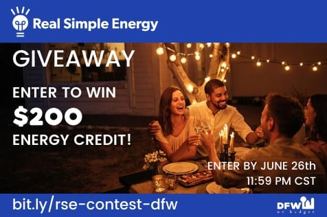 Enter to Win a $200 Signup Credit with Real Simple Energy!