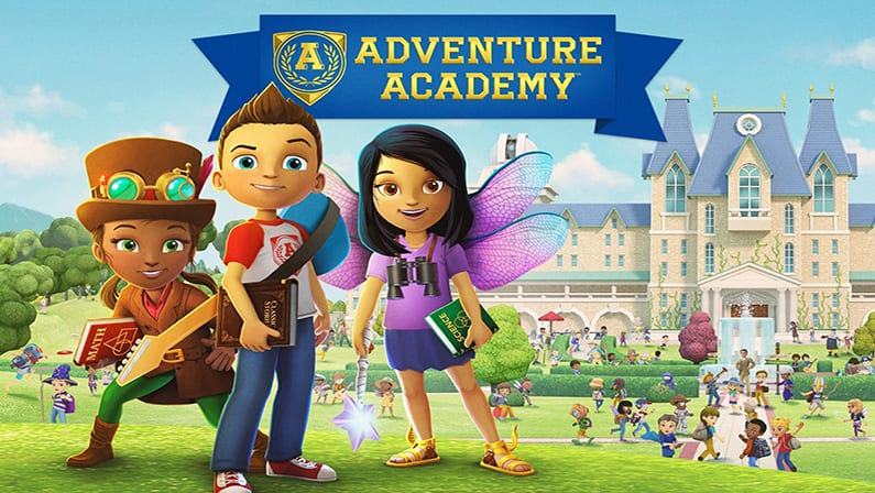 Adventure Academy is Now Free for 30-Days!
