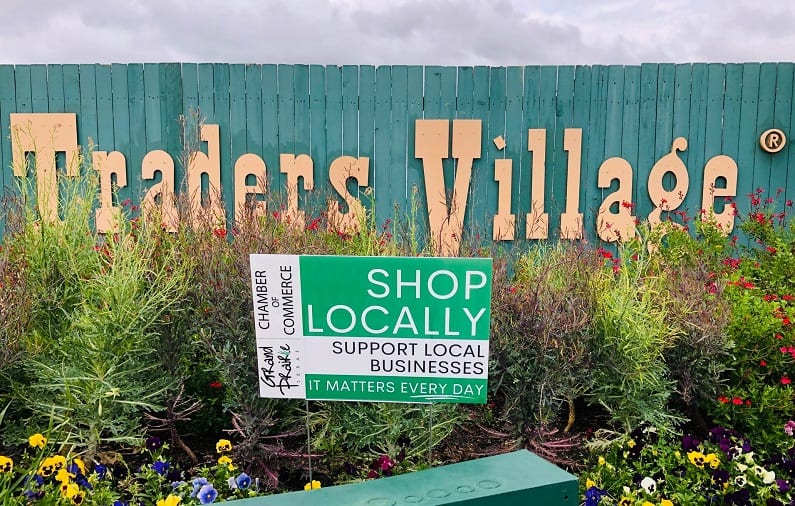 Traders Village Outdoor Market Offers a Safer Way to Go Shopping Right Now