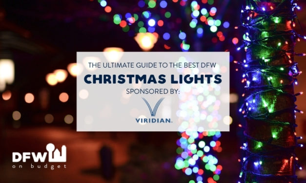 The Best Places to See Christmas Lights in DFW
